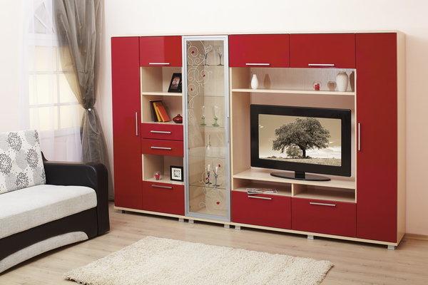 Мебель для гостиной Крым - AGGroup